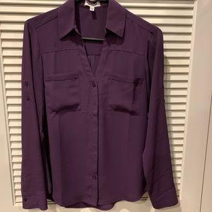 Purple Portofino Shirt